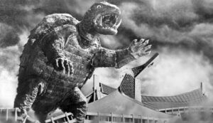 1960s Japanese monster movie Gamera will be screened following the launch of Toonzilla.