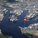Ports' data online for energy firms